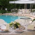Matrimonio a bordo piscina, come organizzarlo