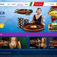 Casinò live online su StarVegas I 300€ Bonus Casinò StarVegas