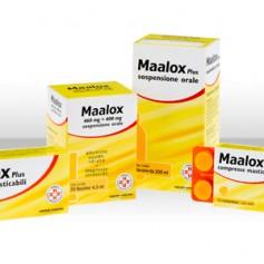 Maalox compresse