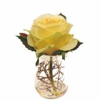 composizioni floreali in vetro