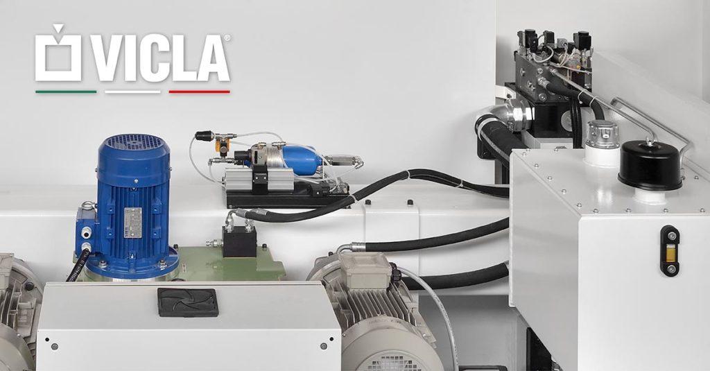 VICLA: piegatrice per lamiera Made in Italy
