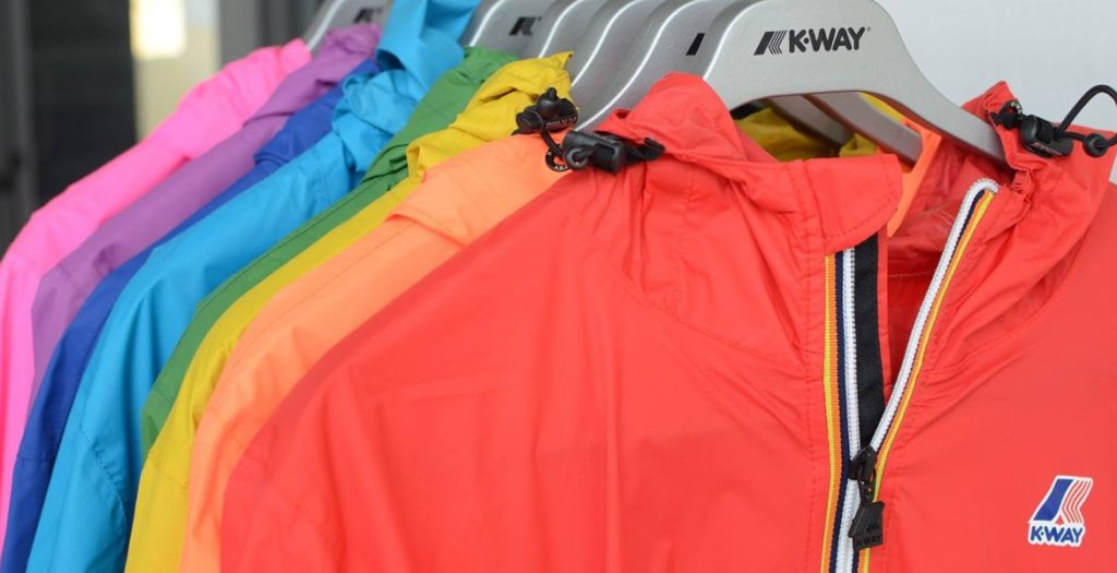 Abbigliamento K-Way: outlet online