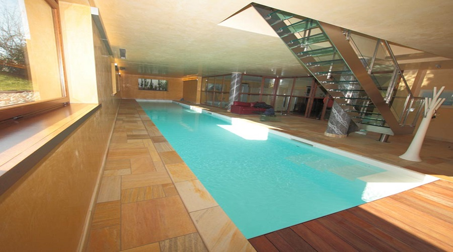 Dove costruire una piscina all interno della casa for Interno della casa