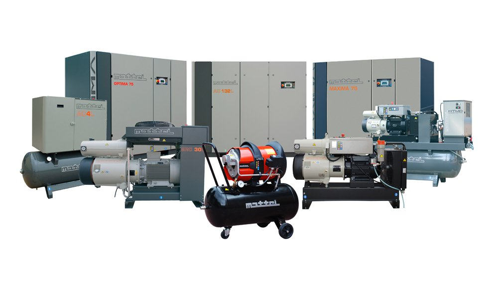 compressori industriali torino