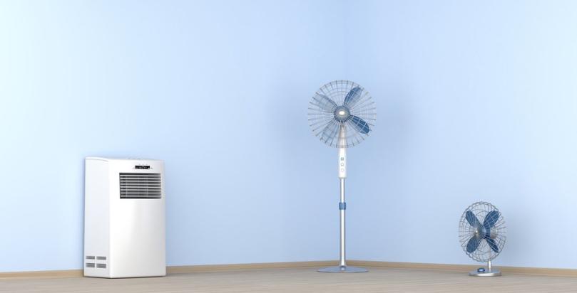 condizionatori portatili o ventilatore